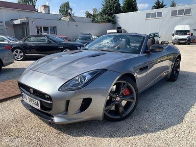 używany Jaguar F-Type F-type5.0 V8 Turbo 495 KM Cabriolet