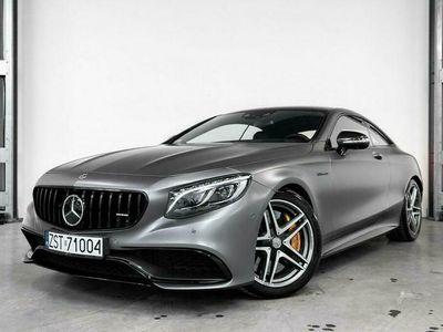 używany Mercedes S63 AMG AMG 5.5dm 585KM 2017r. 79 000km