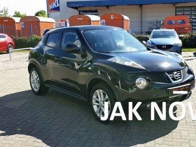 używany Nissan Juke 1.6dm3 117KM 2011r. 79 000km Salonowy 1.6 KAMERA Przebieg TYLKO 79Tys! Kamera+Duża NAVI Bluetooth