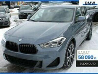 używany BMW X2 xDrive20i (192KM) M-Sport | Systemy asystujące kierowcy Plus + Navi