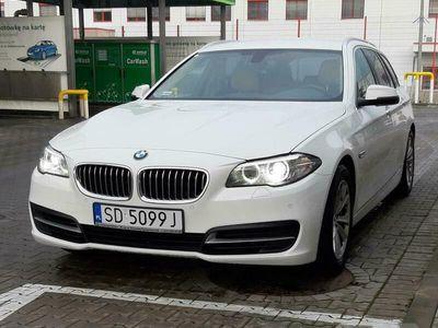 używany BMW 520 520I I