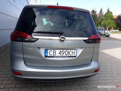 używany Opel Zafira Tourer C 2.0 CDTI