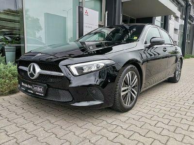 używany Mercedes A180 Limuzyna