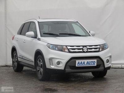 używany Suzuki Vitara II Serwis ASO, 4X4, Skóra, Navi, Xenon, Klimatronic, Tempomat,