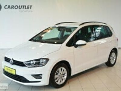 używany VW Golf Sportsvan I Salon PL, I właściciel, f-a VAT, BMT, 12 m-cy gwar.