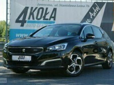 używany Peugeot 508 2.0*150 KM*FV23%*Bezwypadkowy*Serwisowany*Panorama