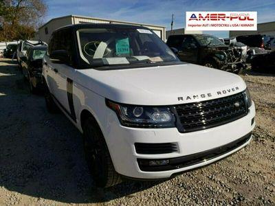 używany Land Rover Range Rover 5dm 510KM 2017r. 42 400km