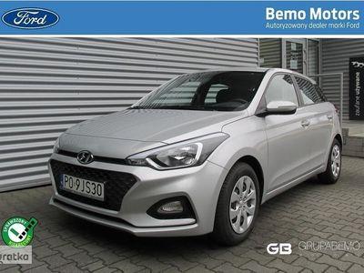 używany Hyundai i20 II 1.2 Benzyna 84KM, SalonPL, SerwisASO, Gwarancja, FV23%, Iwłaść.