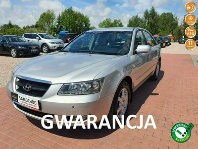 używany Hyundai Sonata Gwarancja IV (2005-)