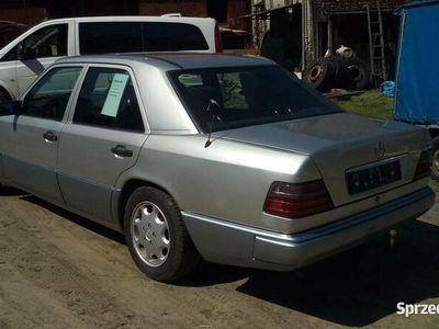 używany Mercedes E250 124 d
