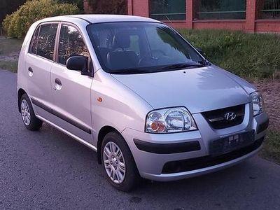 używany Hyundai Atos 1,1 benzyna 59KM 88100km 2006r opłacony
