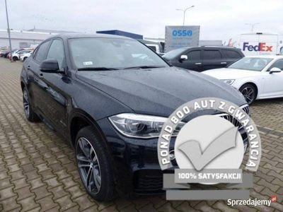 używany BMW X6 XDRIVE 40D AUTOMAT 2018r../ Navi / Alu / LE