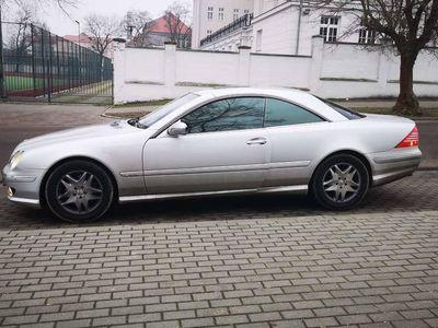 używany Mercedes CL600 V12 W215 import Japonia