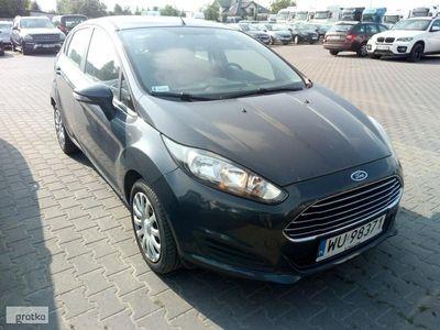 używany Ford Fiesta VI