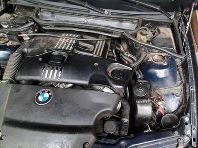 używany BMW 320 e46 d w całości na części