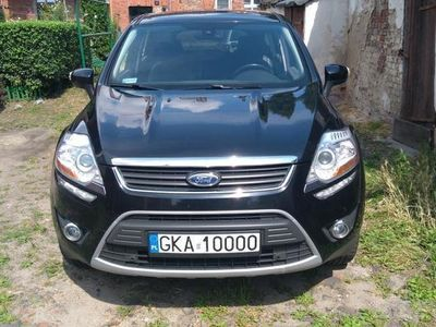 używany Ford Kuga KUGA KUGA 2012 4X4 KUGA2012 4X4