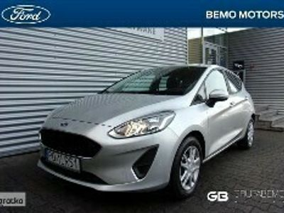 używany Ford Fiesta IX 1.1 Ti-VCT Benzyna 85KM Trend Tempomat LKA Grzana szyba Gwarancja A