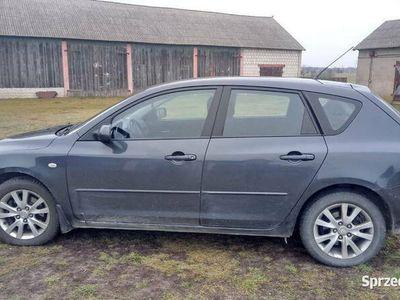używany Mazda 3 2008r 140 KM 2.0