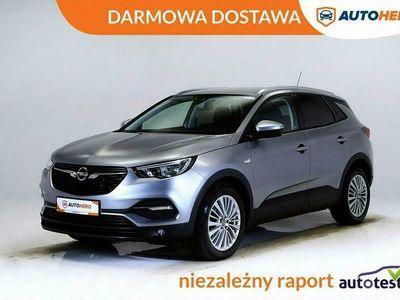 używany Opel Grandland X 1.2dm 130KM 2017r. 37 942km