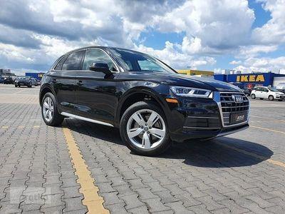 używany Audi Q5 2dm 252KM 2019r. 3 800km