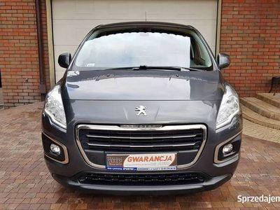 używany Peugeot 3008 2dm 150KM 2016r. 153 075km