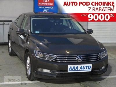 używany VW Passat B8 Salon Polska, 1. Właściciel, Serwis ASO, VAT 23%,