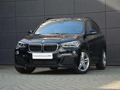 używany BMW X1 2dm 231KM 2017r. 8 700km