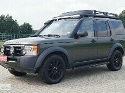 używany Land Rover Discovery 3 navi skóra automat wyciągarka hak salon pl.