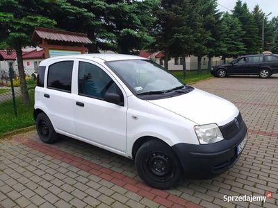 używany Fiat Panda 1.3 multijet ciężarowe