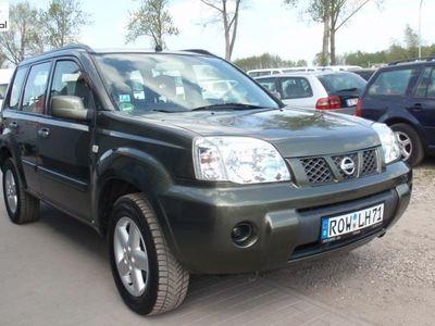 używany Nissan X-Trail 2dm3 140KM 2004r. 177 145km 2,0 16V 140KM 4X4 klima!