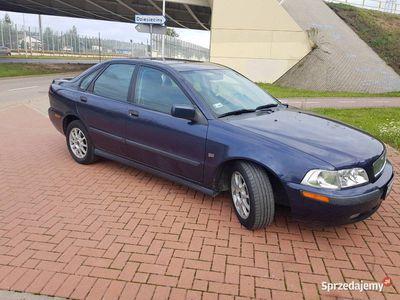 używany Volvo S40 2001r 1.9D 115 km Doinwestowane.