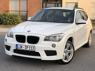 używany BMW X1 2dm 184KM 2014r. 99 890km