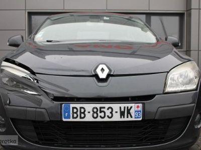 używany Renault Mégane III Delikatnie uszkodzone Megane w dobrej cenie.