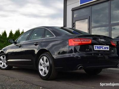 używany Audi A6 PL Salon_ 2wł_VAT 23%_3.0 TDI_245KM_Navi_Quattro_Automat_