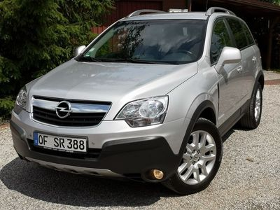 używany Opel Antara Automat, Półskóra, Rej 2010r, Pełny serwis ASO Alusy 18