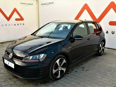 używany VW Golf Vat 23%, GTI Performance, 230 KM, Podgrz. fotele, klimatyzacja, Alu VII (2012-)
