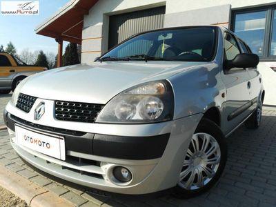 używany Renault Clio 1.2dm3 2002r. 120 000km 1.2 benzyna,