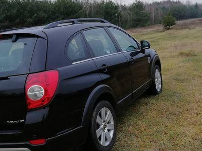 używany Chevrolet Captiva 2.0 diesel