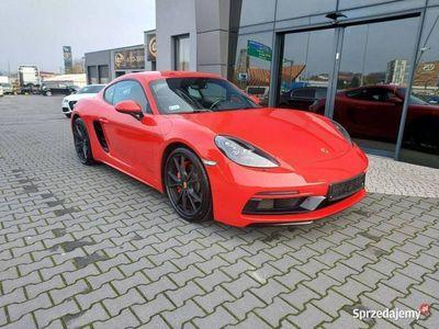 używany Porsche Cayman GTS Nawigacja, Alcantara II [981] (2012-)