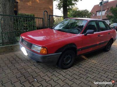 używany Audi 80 na sprzedaż