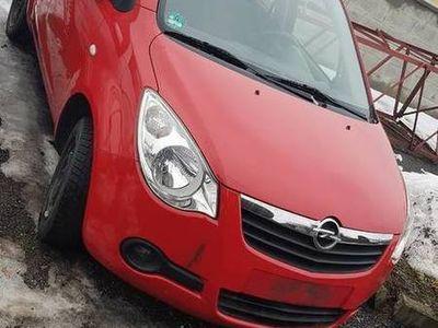 używany Opel Agila B 2009r