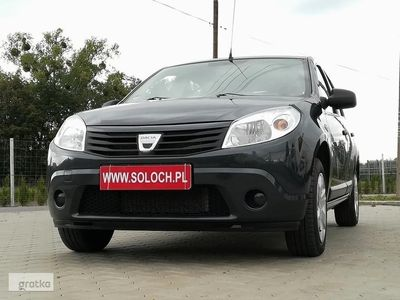 używany Dacia Sandero 1.2dm 75KM 2009r. 103 000km