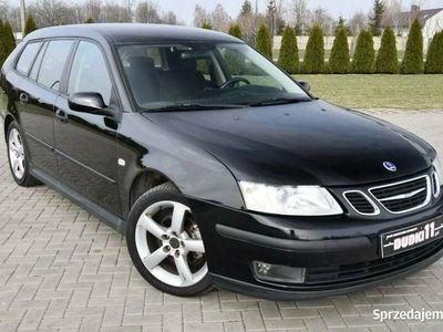 używany Saab 9-3 1.9dm 120KM 2007r. 261 000km
