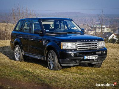 używany Land Rover Range Rover Sport 4.2 Supercharged