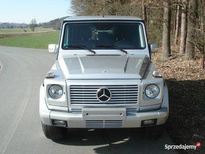 używany Mercedes G400 CDI 2002
