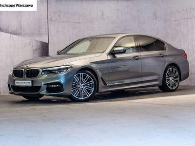 używany BMW 520 2dm 190KM 2019r. 5 260km