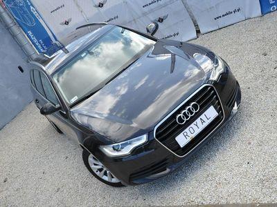 używany Audi A6 2dm 163KM 2012r. 194 000km