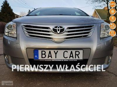 używany Toyota Avensis III 1.8 147 KM I Właściciel 100% 114 Tyś km 100% Bezwypadek Zapraszamy !, Pabianice