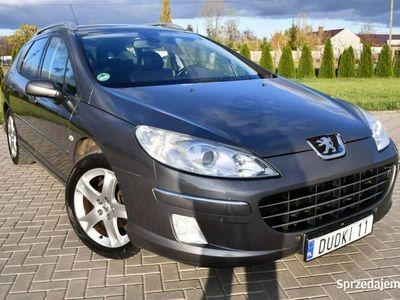 używany Peugeot 407 SW 2dm 136KM 2008r. 231 000km