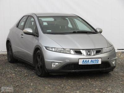 używany Honda Civic VIII Salon Polska, GAZ, Klimatronic, Tempomat, Parktronic,